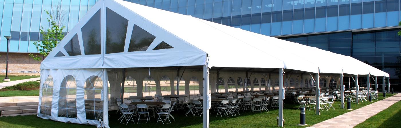Manufacturing Big Frame Tents SA